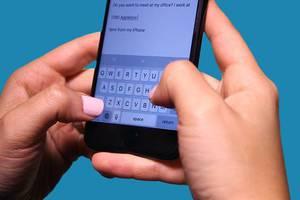 thumb-typing